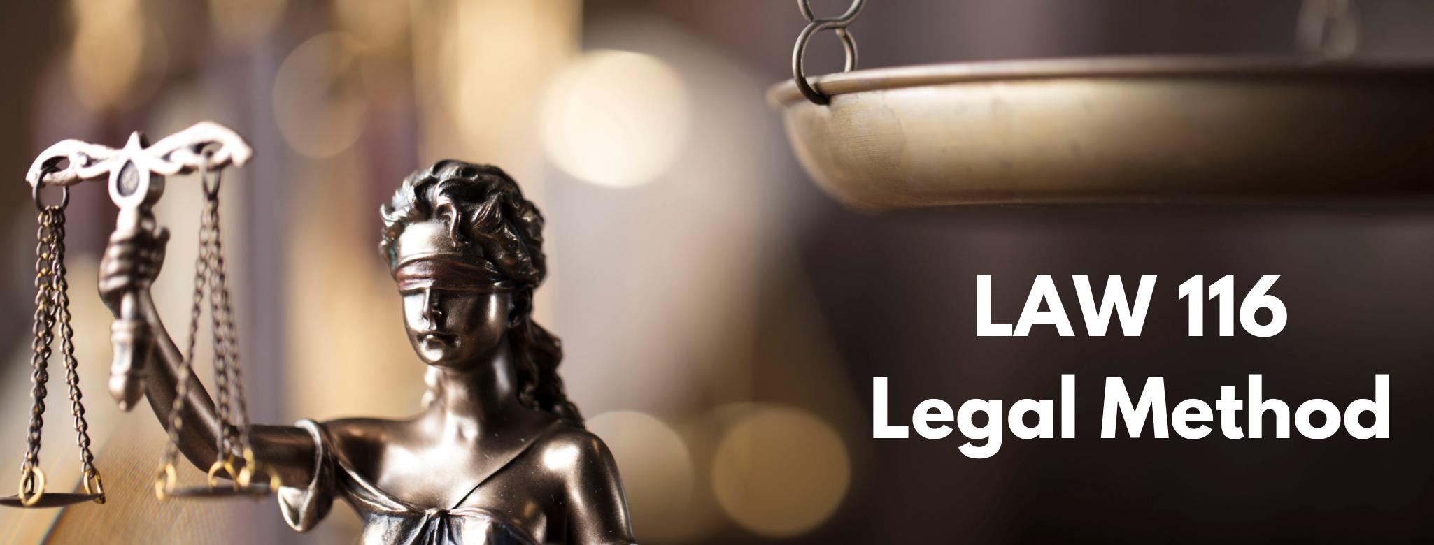 Legal Method (Manlangit)